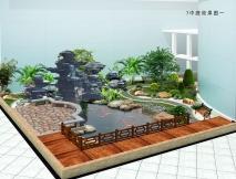 正业科技大楼绿化设计图